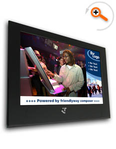 Digital Signage and Touch screen kiosk systems - Click to enlarge!