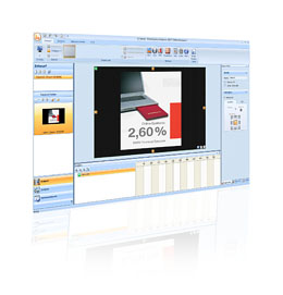 presentation software for digital signage