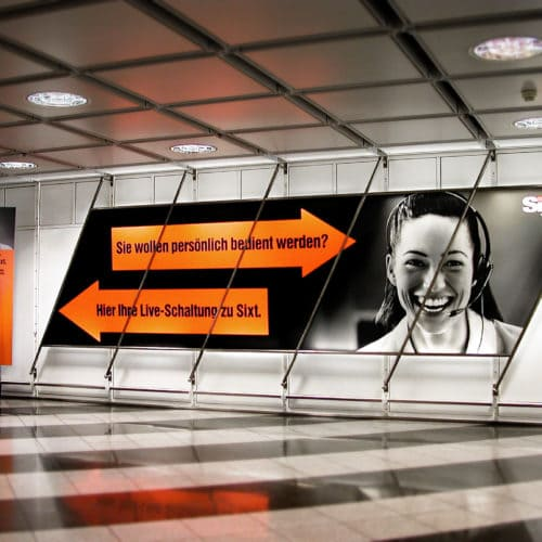 Sixt Airport